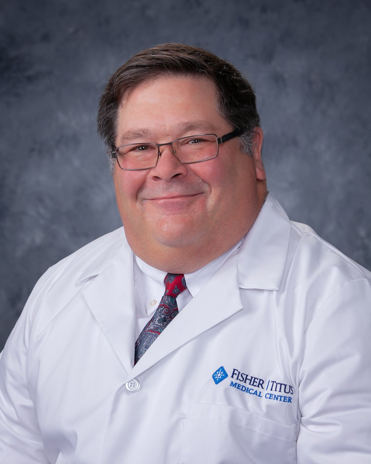 Dr. John Hanna of Fisher-Titus Family Medicine New London